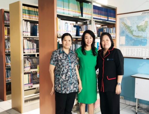 Formal Signing with Sekolah Mutiara Bangsa 2 on Mandarin Program from Elementary to High school